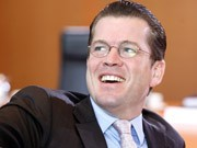 Guttenberg lässt neue Reaktortypen erforschen, AP