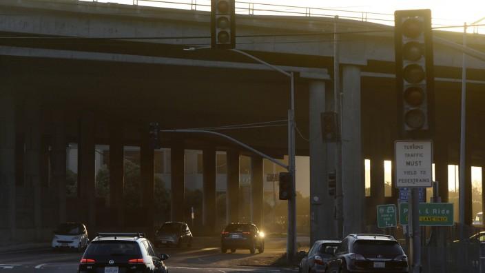 Stromabschaltungen in Nordkalifornien