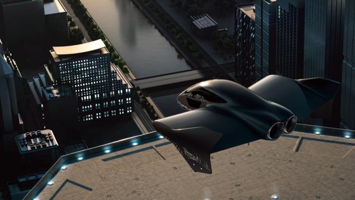 Porsche und Boeing arbeiten zusammen an Elektro-Flugzeugen