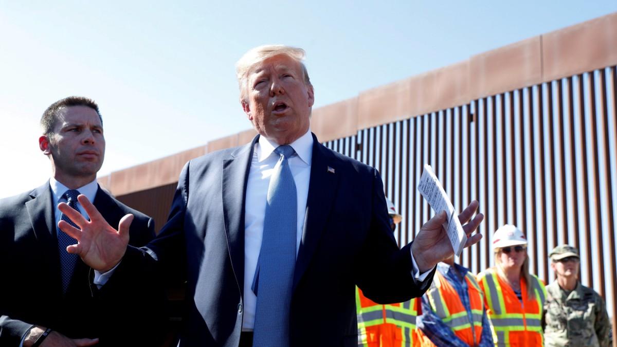 Grenzmauer in USA: Unmöglich? Nicht für Bergsteiger
