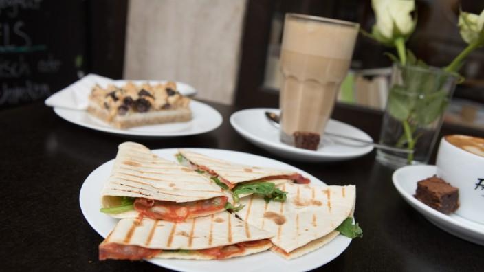 Café Mr. Ben in der Türkenstraße 67