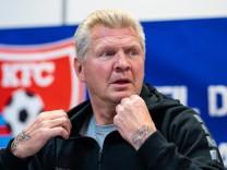 Pressekonferenz KFC Uerdingen