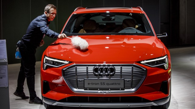 Audi sparprogramm