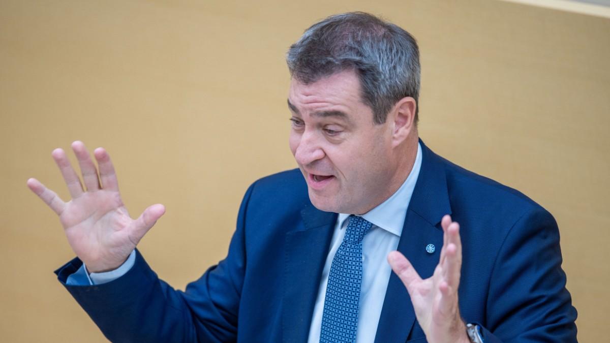Bayern: Söder stockt Investitionsprogramm auf