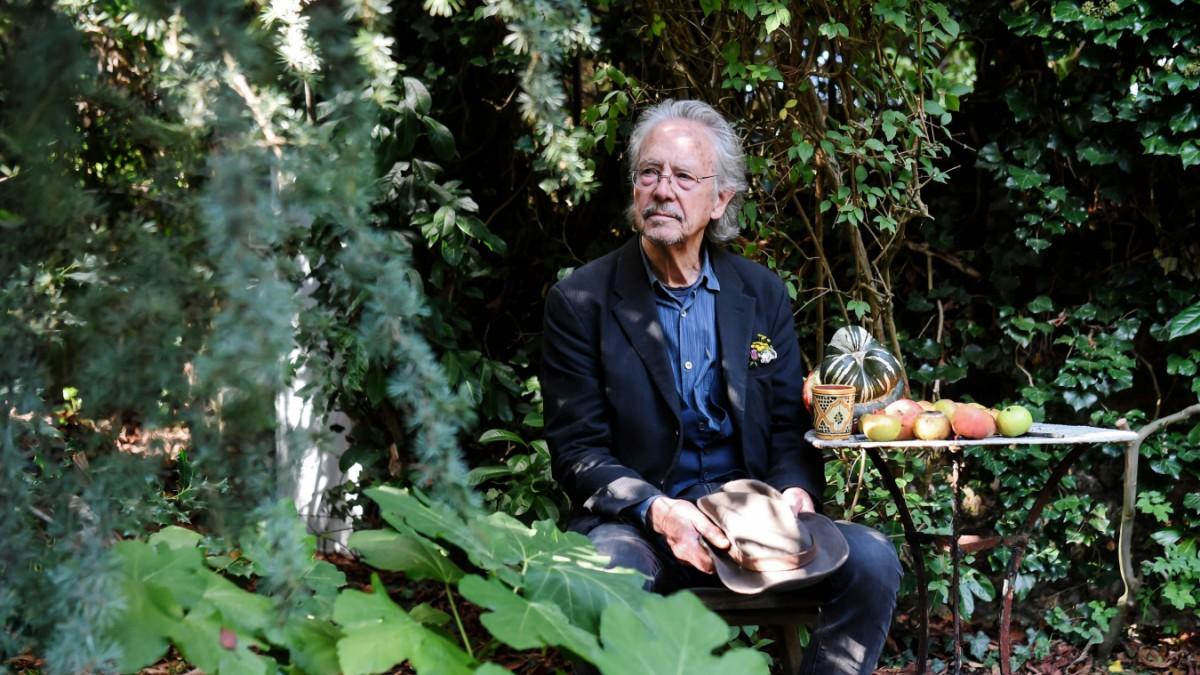 Literaturnobelpreis: Politischer Streit um Peter Handke