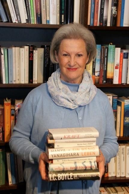 Ulrike Wolz Literaturexpertin aus Vaterstetten