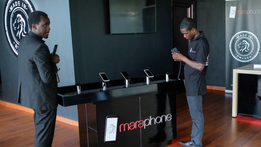 Made in Afrika - Ruanda baut das unwahrscheinlichste Smartphone des Jahres
