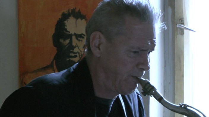 Günther Klatt Maler und Musiker aus München bzw Grafing