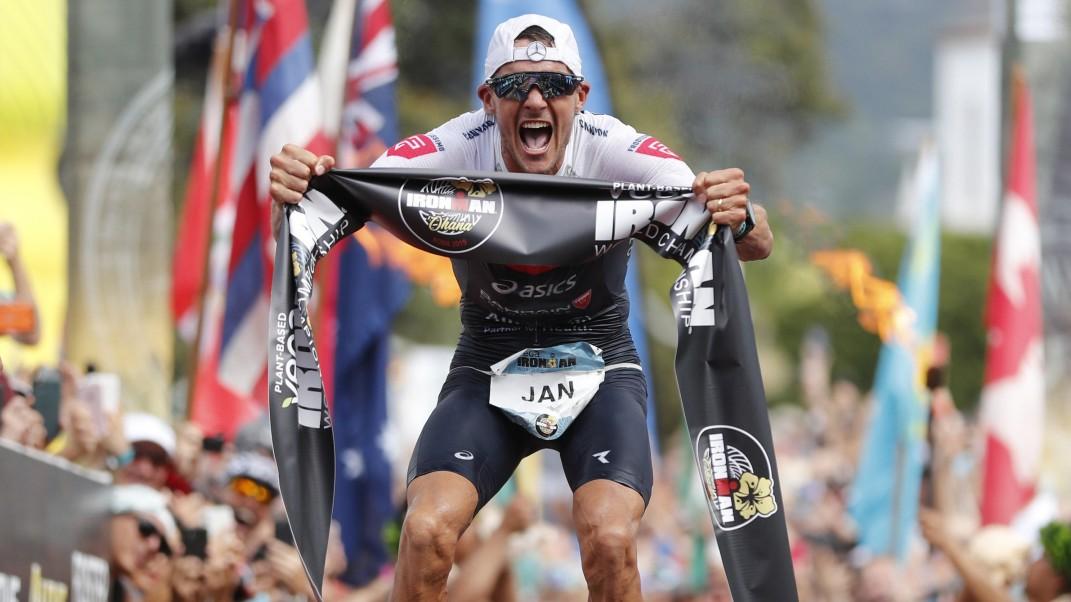 Frodeno und Haug gewinnen Ironman auf Hawaii