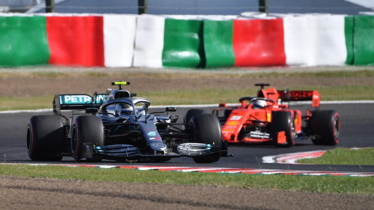 Formel 1: Bottas gewinnt Großen Preis von Japan