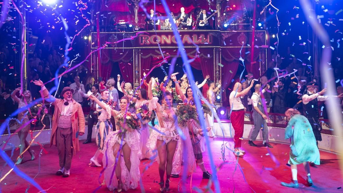 München: So war die Premiere vom Circus Roncalli