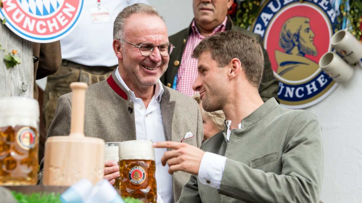 "Rummenigge: ""Müller ist kein Notnagel"""