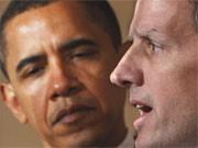 US-Präsident Obama und Finanzminister Geithner