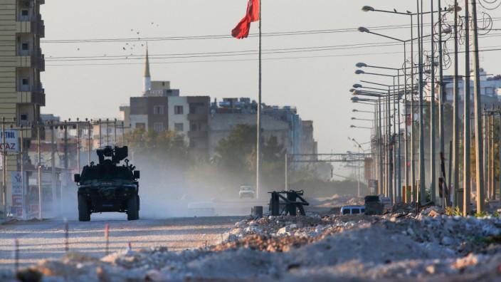 Konflikt mit Türkei - USA fordern sofortige Waffenruhe in Nordsyrien