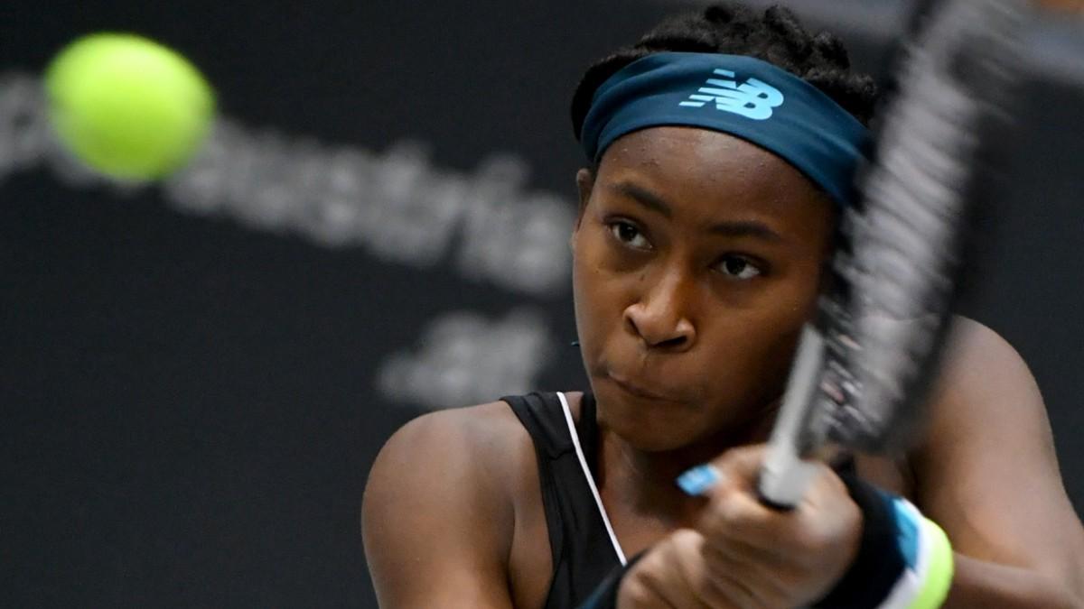15-jährige Gauff gewinnt ihr erstes Turnier