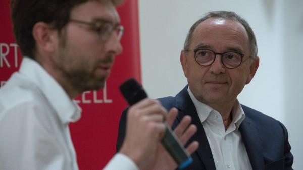 SPD Podiumsgespräch in Gröbenzell