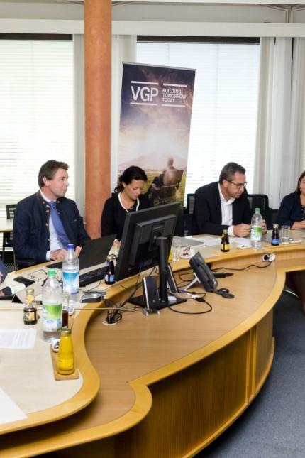 VGP Gewerbegebiet Parsdorf, BMW, Krauss Maffei