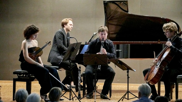 Meistersolisten im Isartal 2019 - La fin du temps