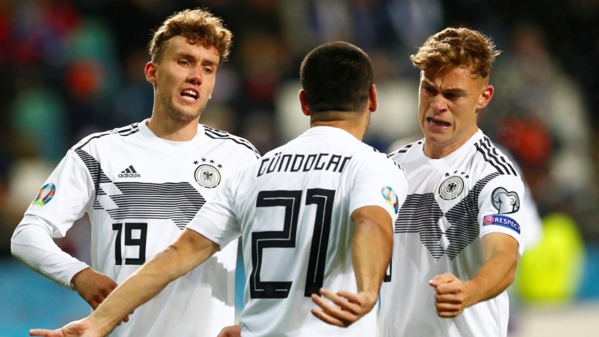 DFB-Elf siegt mit Mühe gegen Estland