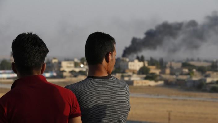 Syrien: Türkei treibt Kurden in Assads Arme