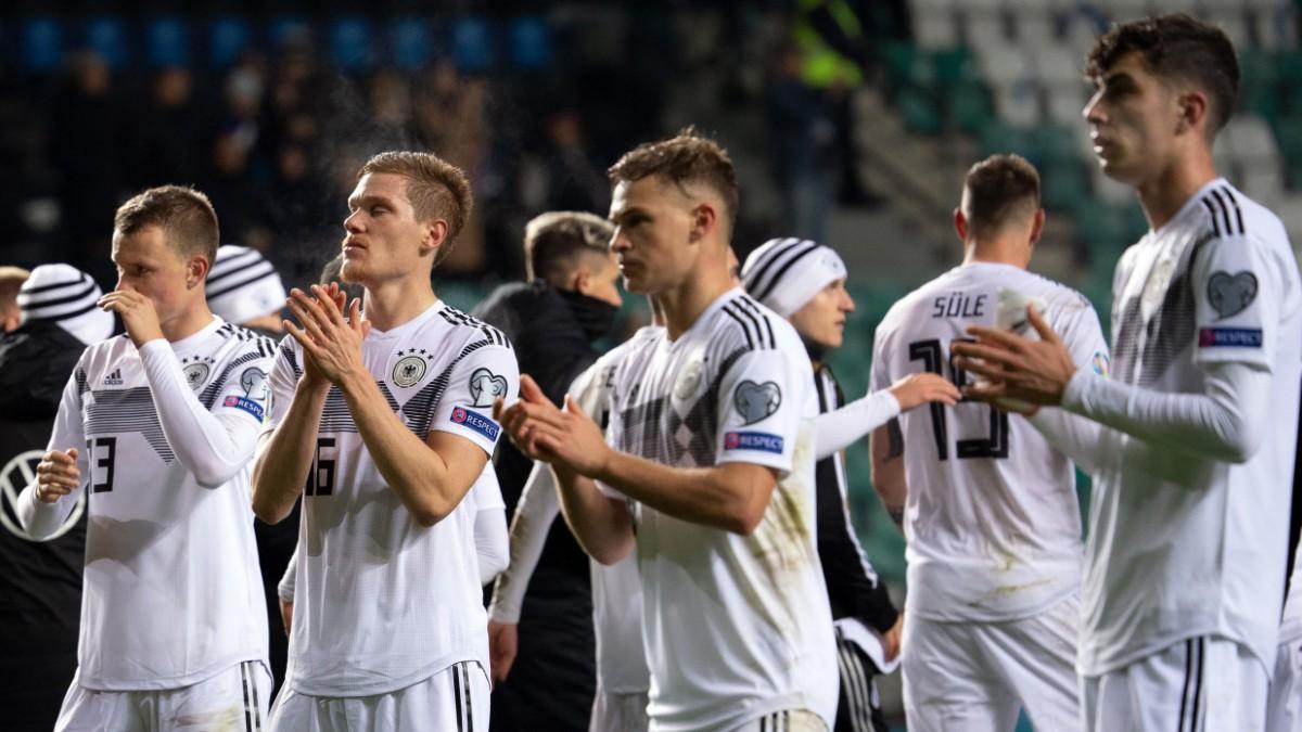 DFB-Team: Löws Lerngruppe schwankt zwischen Extremen