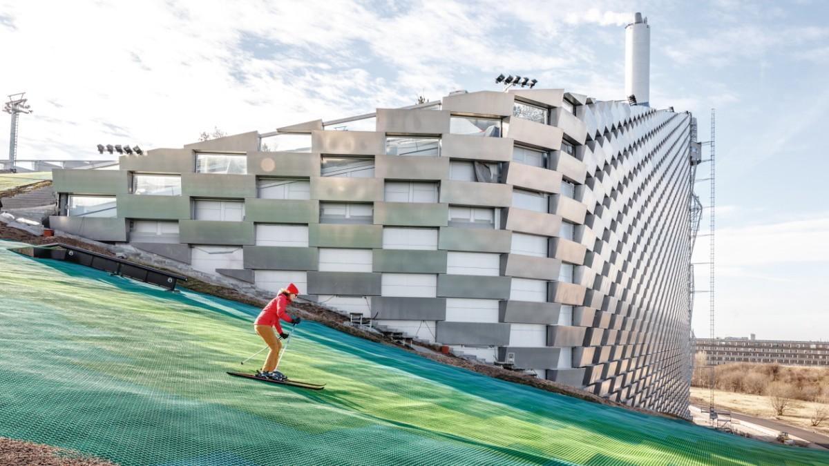 """Architektur - """"CopenHill"""": Rampe in die Zukunft"""