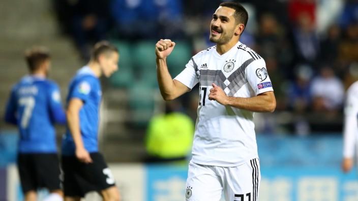 Estonia v Germany - UEFA Euro 2020 Qualifier