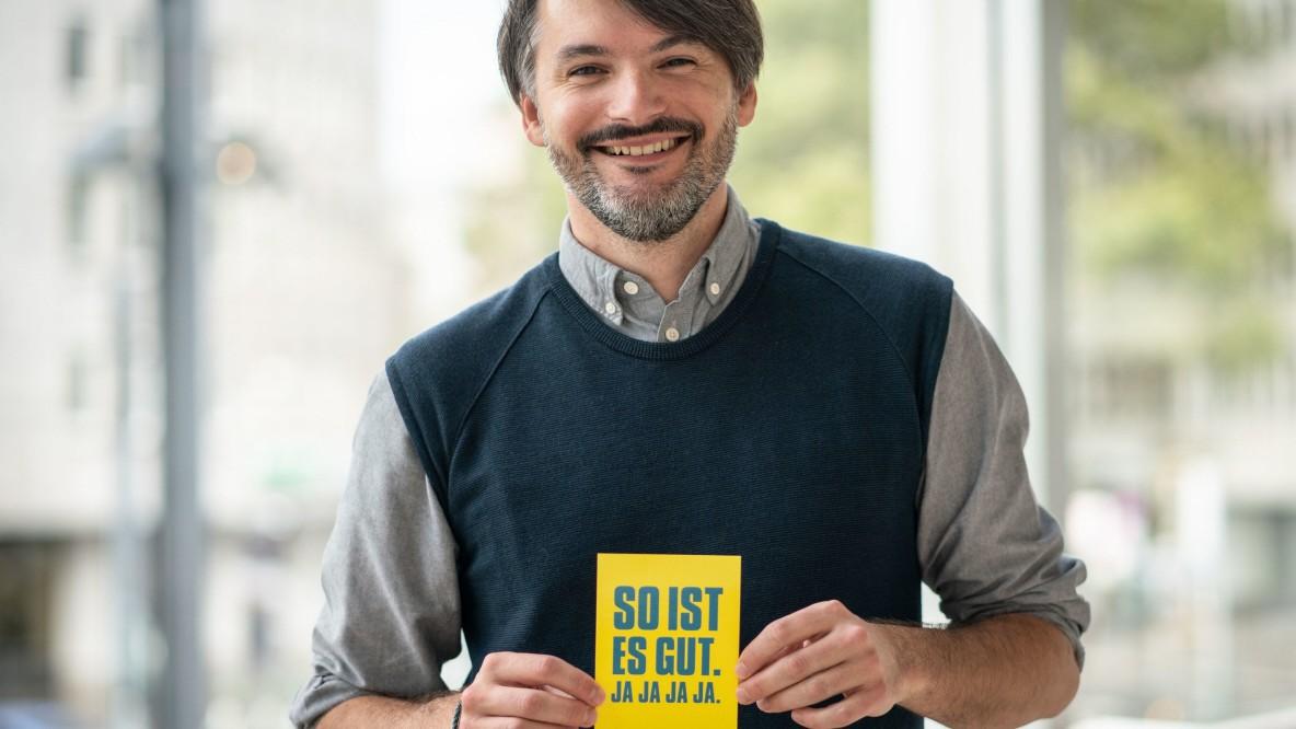 Was Stanišić die Freude am eigenen Buchpreis vermieste