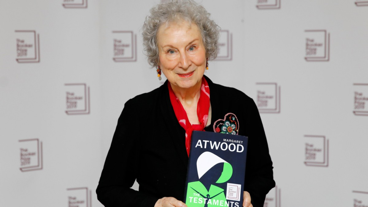 Booker Prize 2019 an Atwood und Evaristo