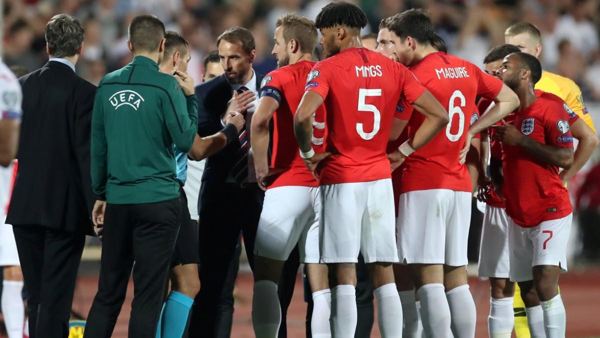 EM-Quali: Rassistische Ausfälle gegen Englands Spieler