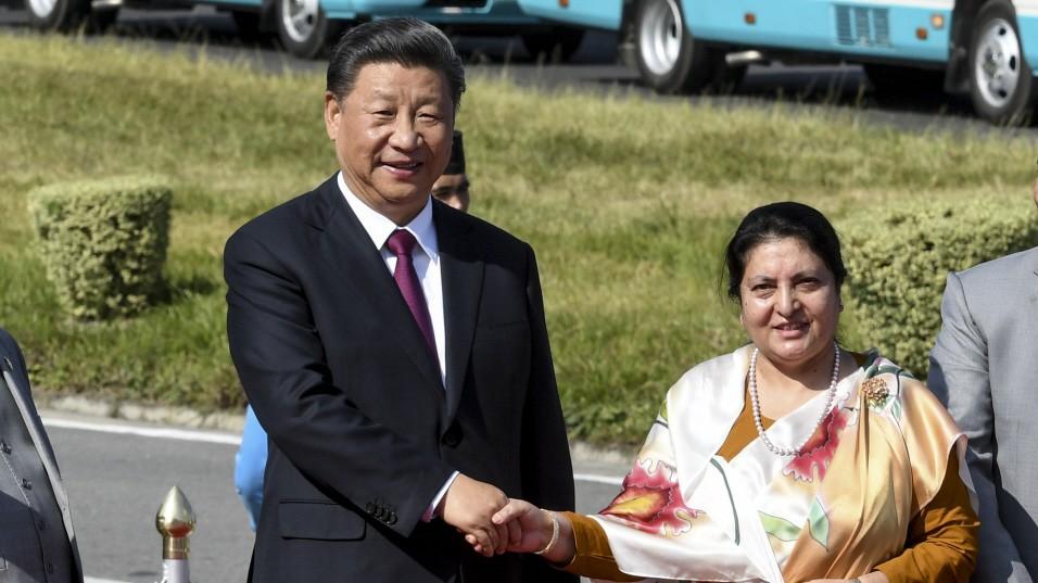 Nepal: Wie sich China um das Land in Südasien bemüht