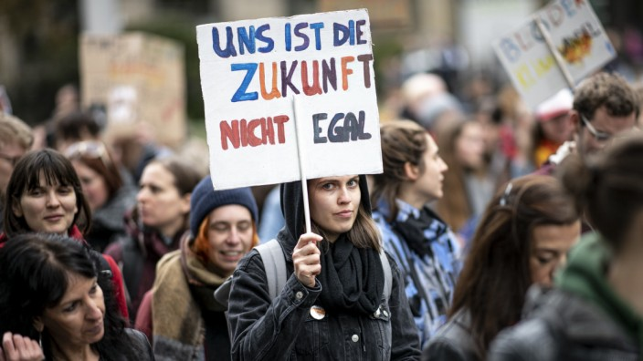 Demonstration Fridays for Future Berlin