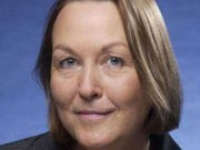 Grünen-Abgeordnete Silke Stokar