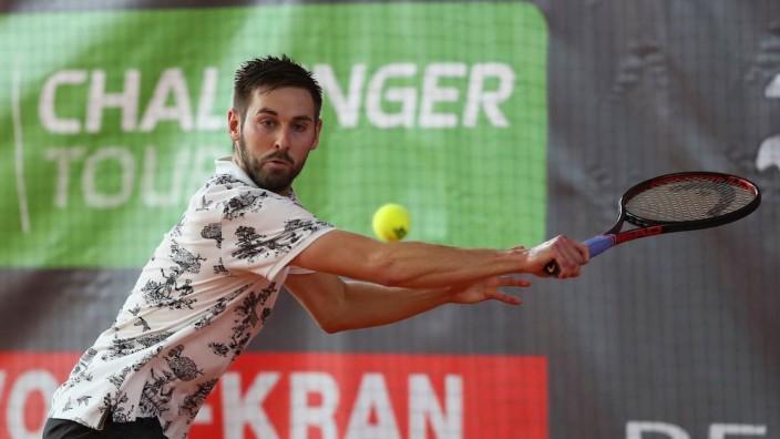 Julian Lenz (GER) Tennis - Wolffkran Open 2019 - Ismaning - ATP Challenger -  TC Ismaning  - Germany - 2019