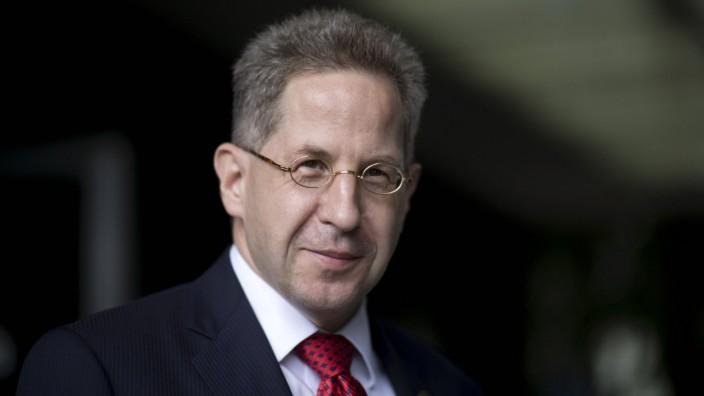 Hans-Georg Maassen DEU, Deutschland, Germany, Berlin, 24.07.2018 Hans-Georg Maassen, Praesident Bundesamt fuer Verfassu