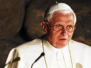Papst Benedikt XVI., Reuters