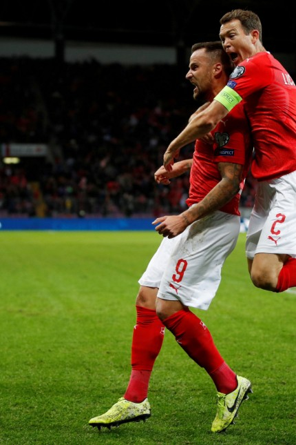 Euro 2020 Qualifier - Group D - Switzerland v Republic of Ireland