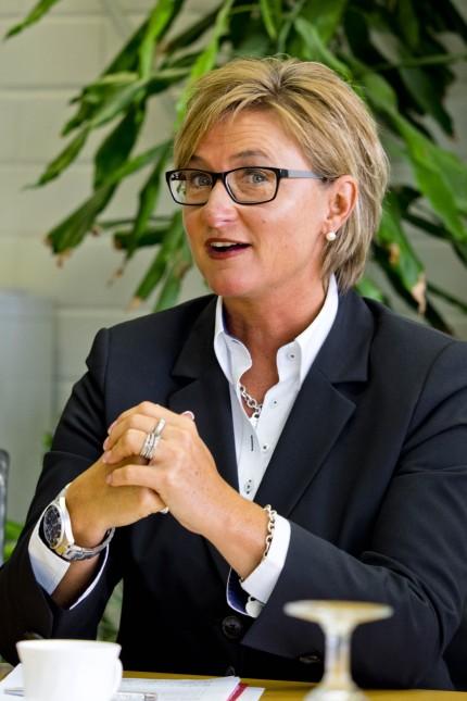 Simone Fleischmann in Poing, 2016