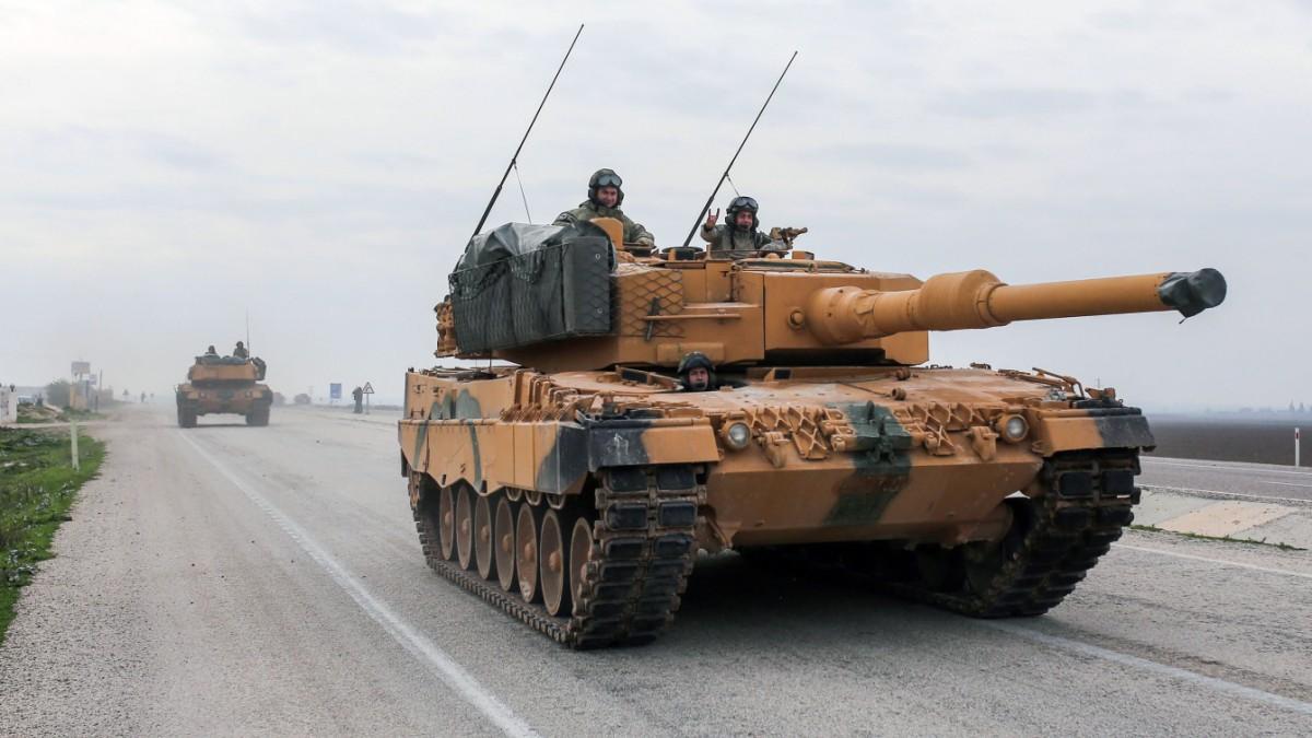 Rekord-Waffenexporte aus Deutschland in die Türkei