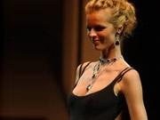 Supermodel Eva Herzigova 2002; Reuters