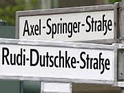 Dutschke, Springer