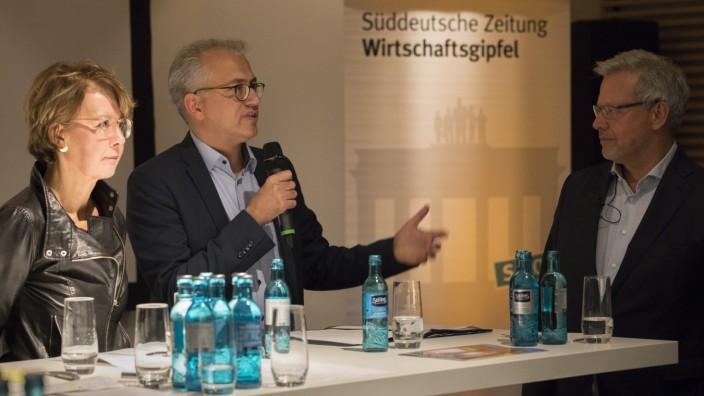 Wirtschaftsgipfel Salon 2019 Frankfurt am Main