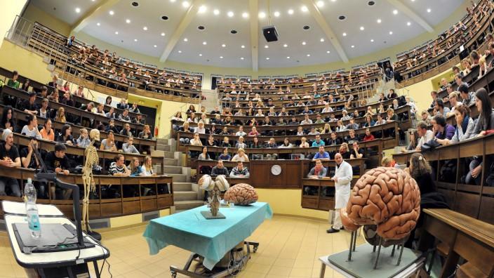 Medizinstudium in Leipzig