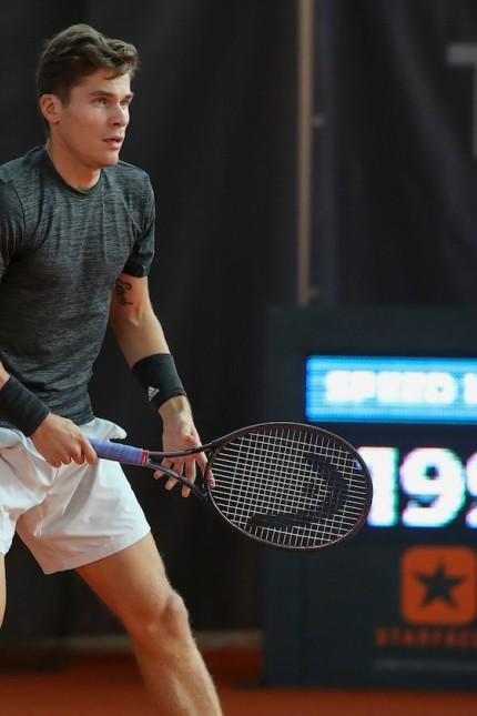 Daniel Masur (GER) Tennis - Wolffkran Open 2019 - Ismaning - ATP Challenger -  TC Ismaning  - Germany - 2019