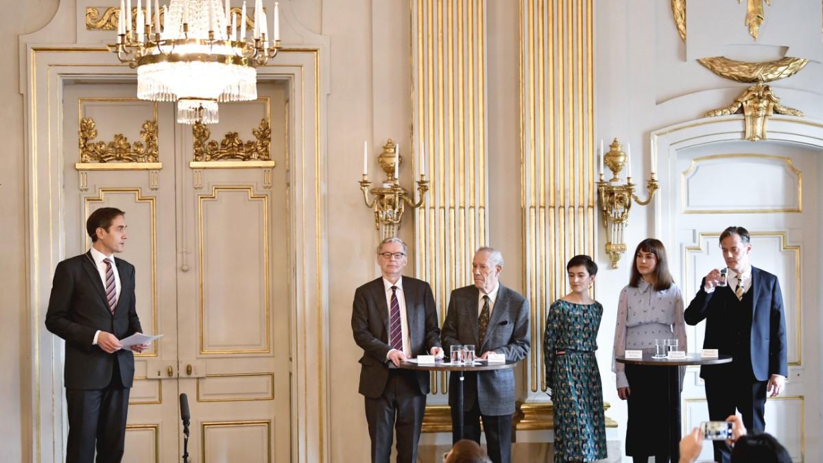 Schwedische Akademie verteidigt Entscheidung für Handke