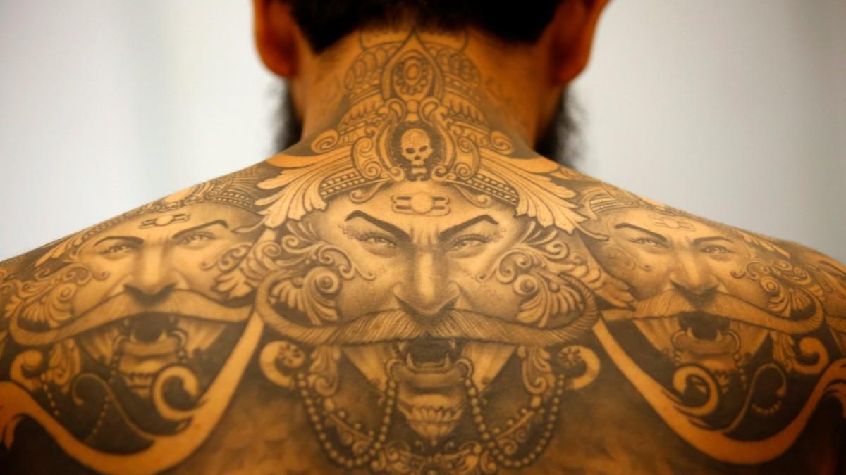 Tattoo-Tinte warnt Diabetiker bei Unterzucker