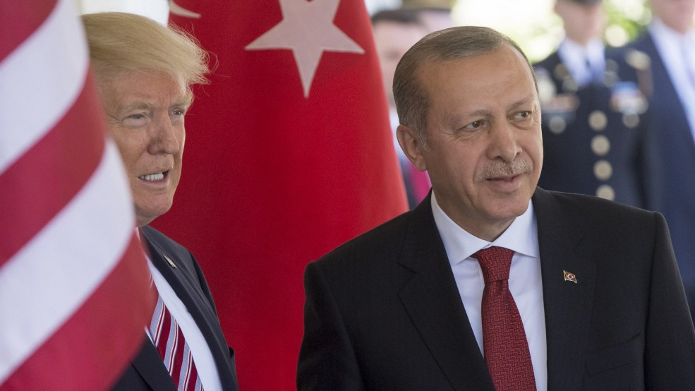 Erdogan und Trump - in Angst vereint