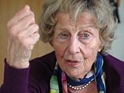 margarete mitscherlich foto: lena prieger das gupta