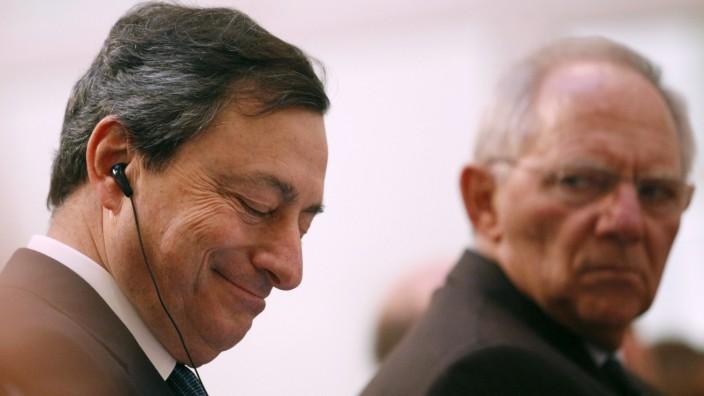EZB: Christine Lagarde folgt auf Mario Draghi