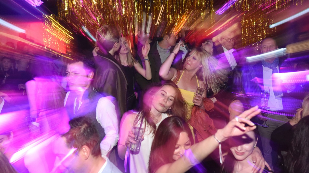 Kitzbühel: Der Münchner Club P1 eröffnet Dependance